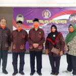 Ketum DHN 45 Lantik Pengurus DHD 45 DI Yogyakarta Masa Bakti 2020-2025 - Meneguhkan NKRI Berdasar Pancasila dan UUD 1945