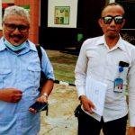 Bei Ulu Pilih Banding - Tim Penasehat Hukum Bei Ulu Serahkan Memori Banding di PN Atambua