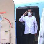 Presiden Bertolak Menuju DI Yogjakarta dan Semarang Menyaksikan Vaksinasi Massal