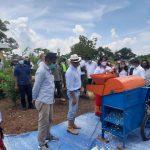 Gubernur Laiskodat Minta Transmigrasi di Malaka Harus Jadi Model Pengembangan di Prov NTT