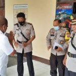 Penjabat Bupati, Viktor Manek Kunjungi Mapolres Malaka