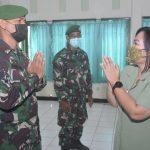 Laporan Korps Kenaikan Pangkat periode 1-04-2021 Korem 161/Wira Sakti