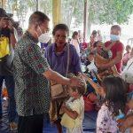 Uskup Atambua : Hidup Harus Terus Berjalan