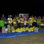 Peduli Korban Banjir , Melki Lakalena Bantu Warga Terdampak di Malaka