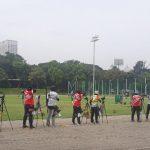 Hari Pertama Seleknas Riau Ega dan Diananda Teratas.