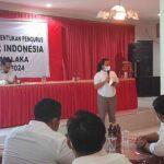 Kepengurusan IDI Malaka Terbentuk - dr Oktelin Ketua Majelis Kode Etik