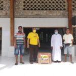 Golkar Terus Salurkan Genset Bantuan Melki Laka Lena ke Gereja dan Sekolah di Malaka