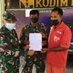Pemukulan Oleh Oknum TNI-AD di SPBU Waipare, Tempuh Jalan Damai dan Kekeluargaan