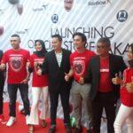 Liga 3 Indonesia:  Lounching Official Store Maluku FC, Irwan Maulana Targetkan Masuk Liga 2.