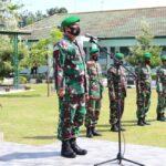150 Anggota TNI-Polri dan OPD Siap Sukseskan TMMD ke - 111 di Sampang- Madura