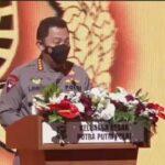 Dr.Evita Nursanty,SH,M.Sc. Dikukuhkan Sebagai Ketua Umum KBPP Polri.