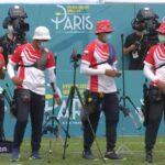 Trio Arjuna Indonesia Pastikan 1 Tiket Olimpiade, Setelah Taklukkan Ukraina.
