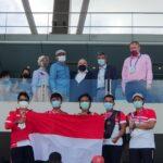 Mexico, USA, Italy Loloskan Tim Putri Ke Olimpiade, Indonesia Kandas Di 8 Besar.