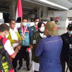 Tiba di Tanah Air, Timnas Panahan Indonesia Lakukan Karantina Mandiri