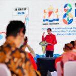 Presiden: Kunci Pertumbuhan Ekonomi Adalah Tekan Covid-19 Sampai Hilang