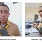 Maki Anggota DPRD di Bandara, Bupati Buru Ramli Ibrahim Umasugi Kena Batunya.