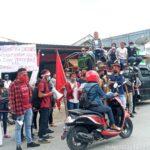 Demo Mahasiswa :  Pemerintahan SN-KT Harus Jujur dan Proaktif Jelaskan Progres Program Kerja 100 Hari ke Publik