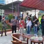 Perempuan Indonesia Maju dan Kepolisian RI Gelar Vaksinasi Kedua di GPR Tigaraksa.