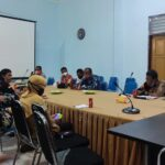 Lembaga KPK Nusantara Sumenep Gelar Audensi Dengan Dinas Perizinan