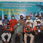 Catatan Pojok dari Kampung Harapan.  Makna Medali Perak Bagi Perpani Papua.