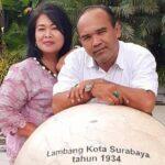 "Berharap Pomparan Toga Simamora Semakin Solid, Ratna Juwita Purba Ciptakan Lagu Berjudul "" Au Do Ho , Ho Do Au, Sada Do Hita """